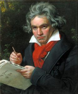 ルードヴィヒ・ヴァン・ベートーヴェン (1770-1827)