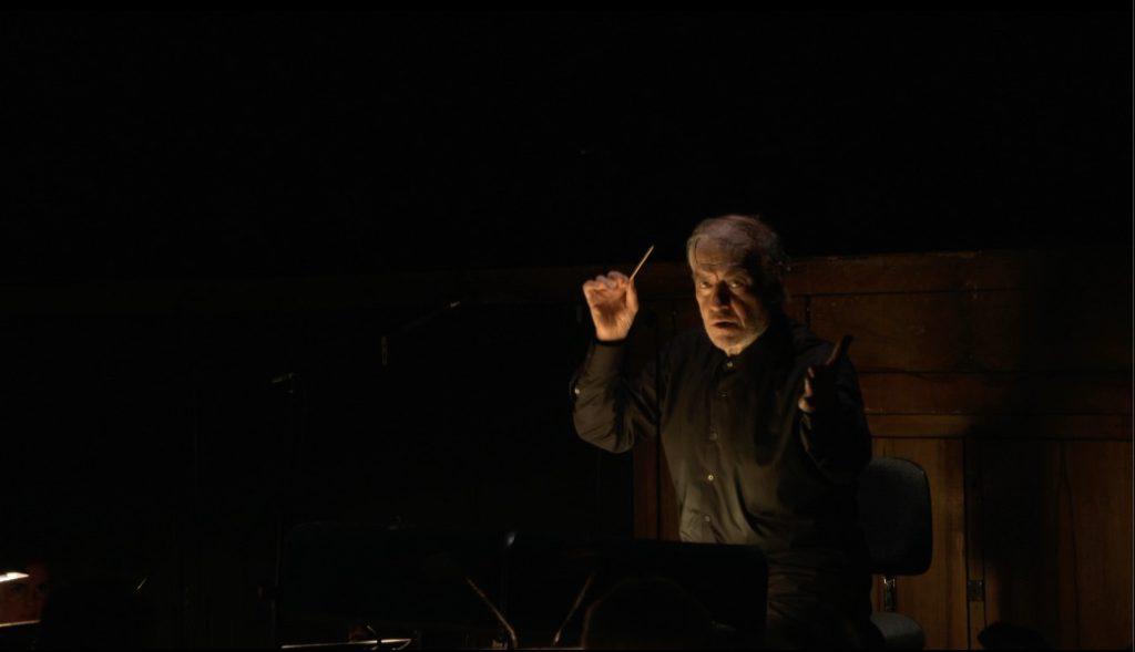 「シモン・ボッカネグラ」でウィーンフィルを指揮するゲルギエフ。©C Major