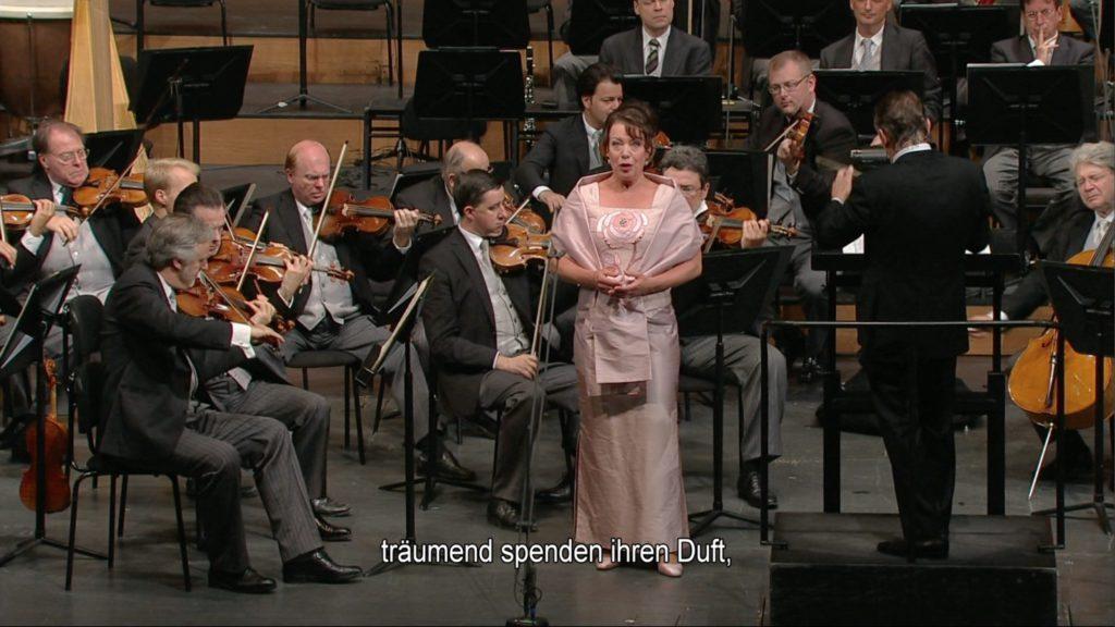 ヴェーゼンドンク歌曲集を歌うニーナ・ステンメ