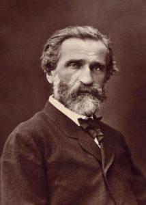 ジュゼッペ・ヴェルディ。Ferdinand Mulnier / Public domain