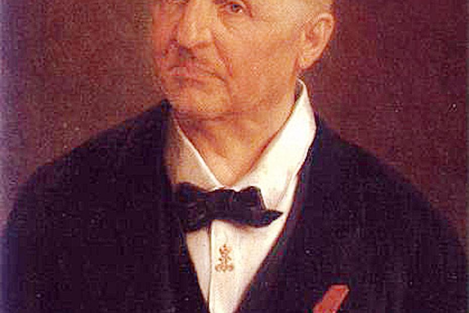 ブルックナーの肖像画