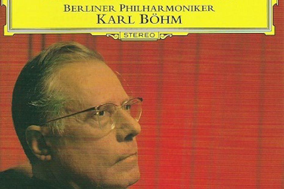 ブラームス交響曲第1番 カール・ベーム/ベルリン・フィルハーモニー管弦楽団(1959年)