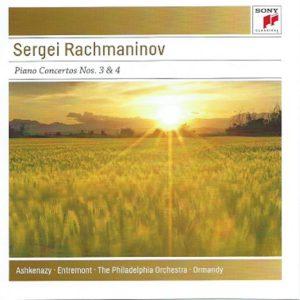ラフマニノフ ピアノ協奏曲第3番 アシュケナージ/オーマンディ/フィラデルフィア管(1975年)