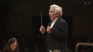 ラフマニノフの交響曲第2番でシドニー響を指揮するアシュケナージ