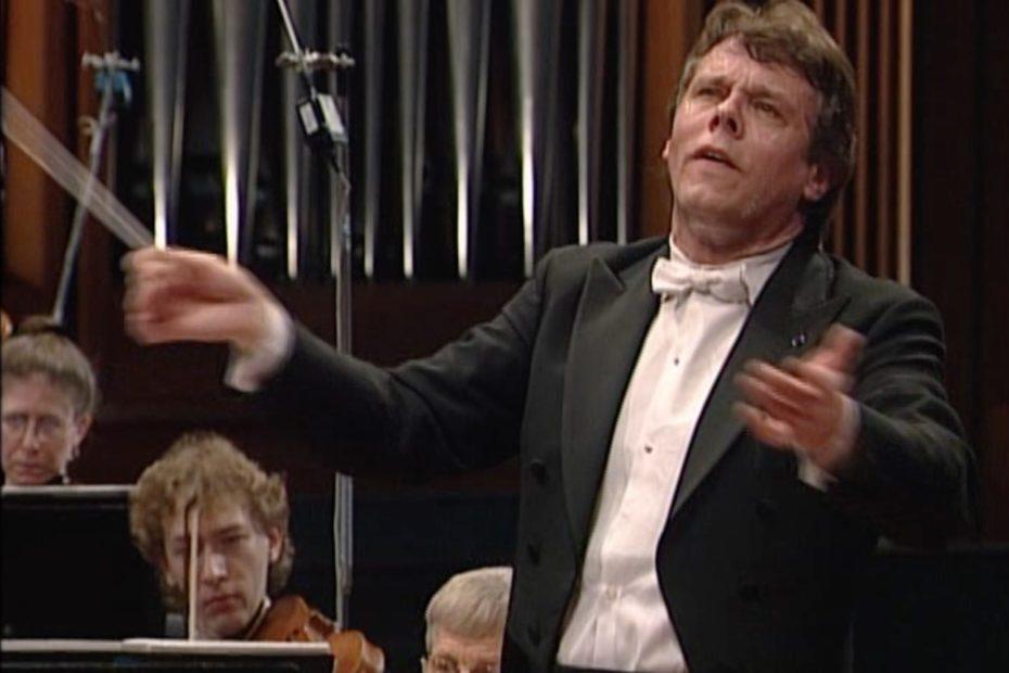 ツァラトゥストラを指揮するマリス・ヤンソンスとオスロフィル