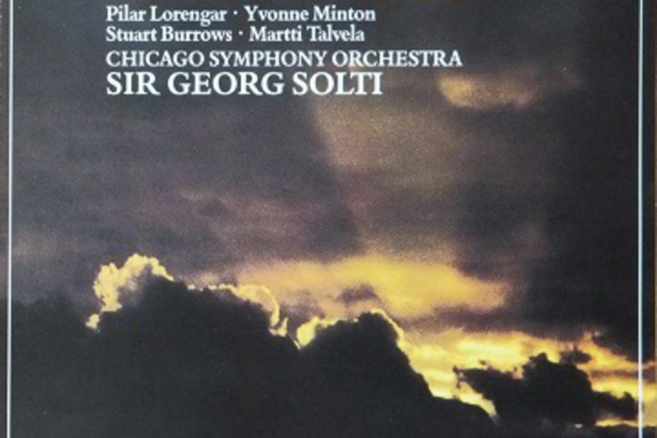 ベートーヴェン交響曲第9番 サー・ゲオルグ・ショルティ/シカゴ交響楽団(1972年)