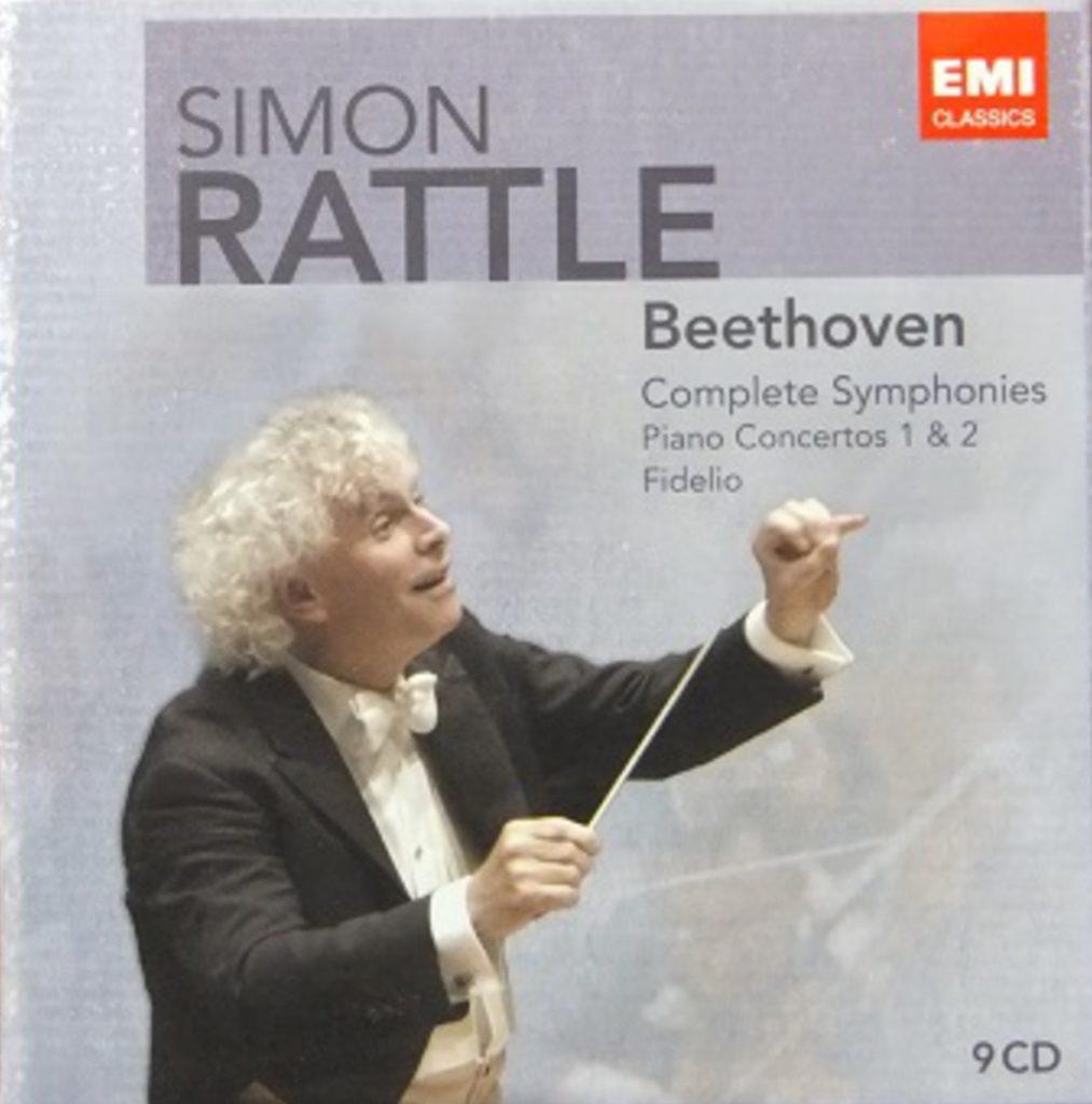ラトル/ウィーンフィル ベートーヴェン交響曲全集