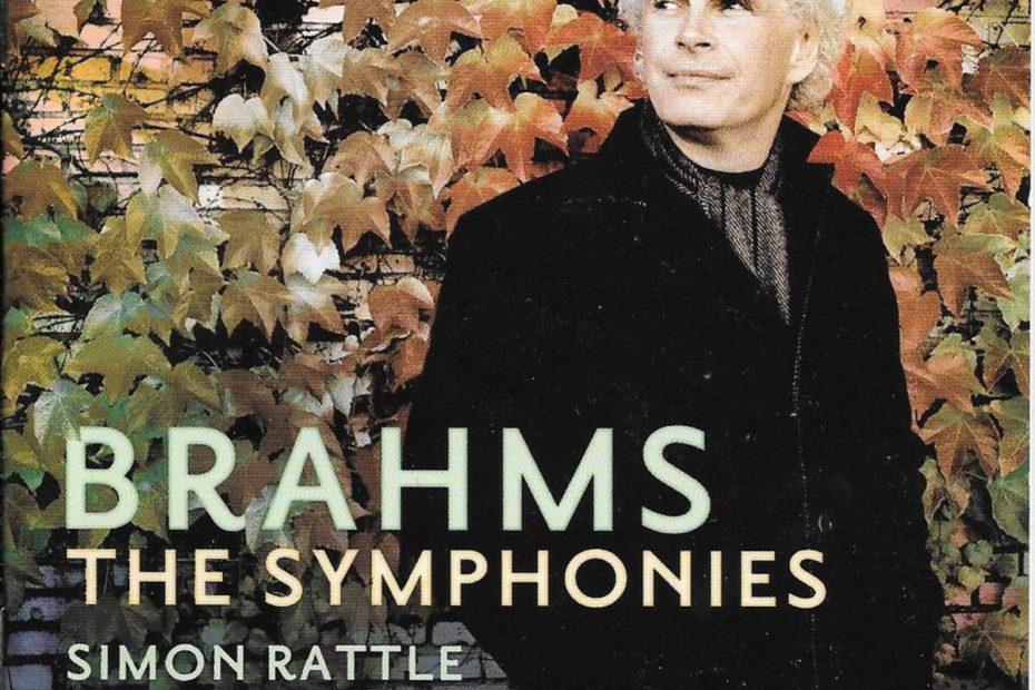 ブラームス交響曲全集 ラトル/ベルリンフィル(2008年)