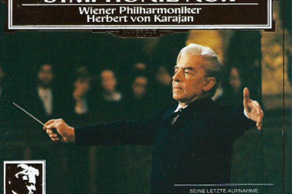 ブルックナー交響曲第7番 カラヤン/ウィーンフィル(1989年)