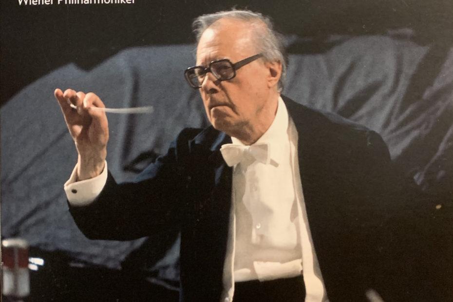 ベートーヴェン交響曲第9番 カール・ベーム/ウィーン・フィルハーモニー管弦楽団(1980年)
