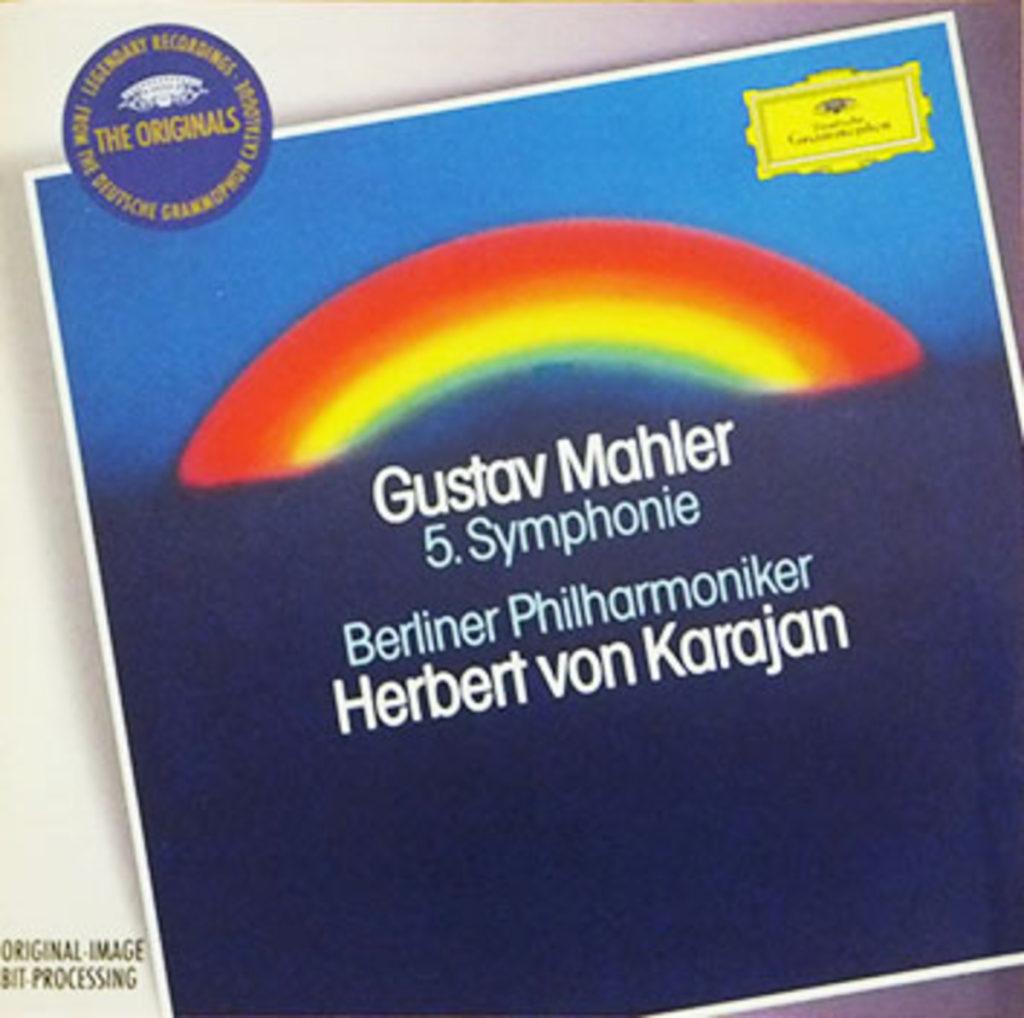 ヘルベルト・フォン・カラヤン/ベルリンフィル マーラー交響曲第5番(1973年)