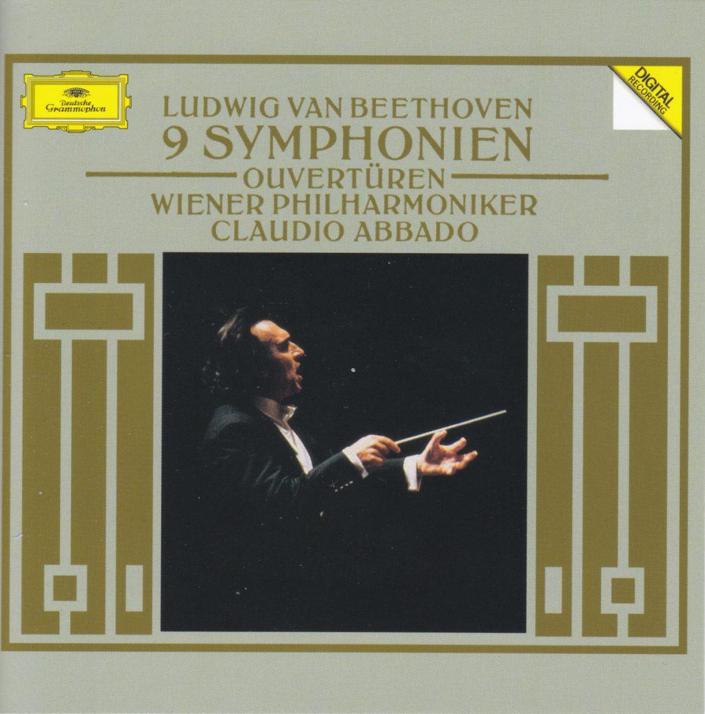 ベートーヴェン交響曲全集 クラウディオ・アバド/ウィーン・フィルハーモニー管弦楽団(1985-1988年)
