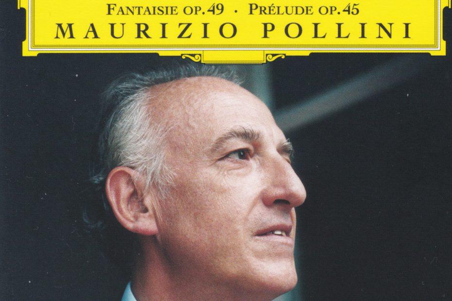 ショパン バラード全集 マウリツィオ・ポリーニ(1999年)