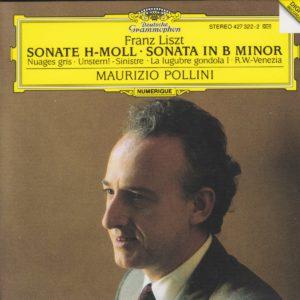 リスト ピアノソナタ ロ短調 マウリツィオ・ポリーニ(1989年)