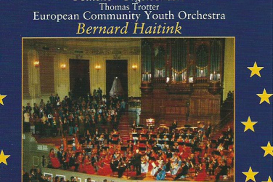 マーラー交響曲第9番 ベルナルト・ハイティンク/EUユース・オーケストラ(1993年)