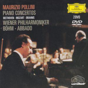 ポリーニ/ベーム/ウィーンフィル ピアノ協奏曲DVD