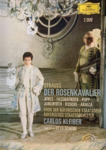 R.シュトラウス 楽劇「ばらの騎士」 クライバー/バイエルン国立管(1979年)