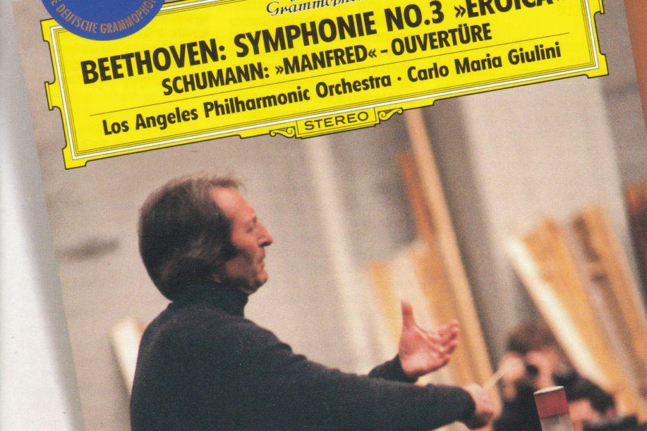 ベートーヴェン交響曲第3番「英雄」 カルロ・マリア・ジュリーニ/ロサンゼルス・フィルハーモニック(1978年)