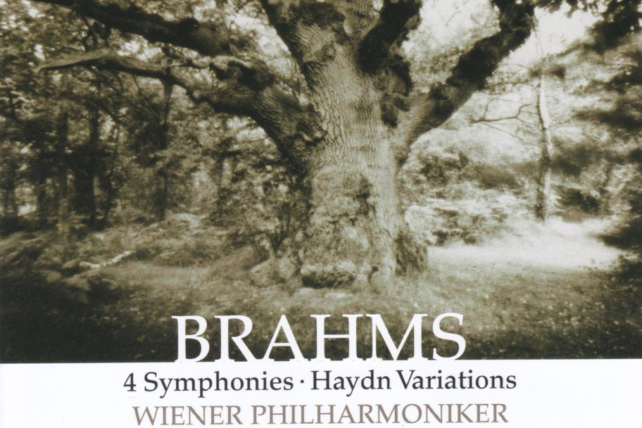 ブラームス交響曲全集 カール・ベーム/ウィーン・フィルハーモニー管弦楽団(1975年)