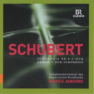 シューベルト交響曲第8番「ザ・グレート」 マリス・ヤンソンス/バイエルン放送交響楽団(2018年)