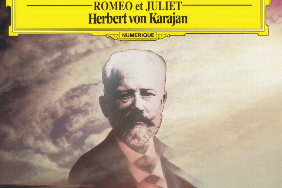 チャイコフスキー交響曲第4番 ヘルベルト・フォン・カラヤン/ウィーン・フィルハーモニー管弦楽団(1984年)