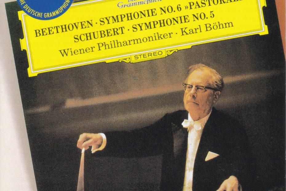 ベートーヴェン交響曲第6番「田園」 カール・ベーム/ウィーン・フィルハーモニー管弦楽団(1971年)