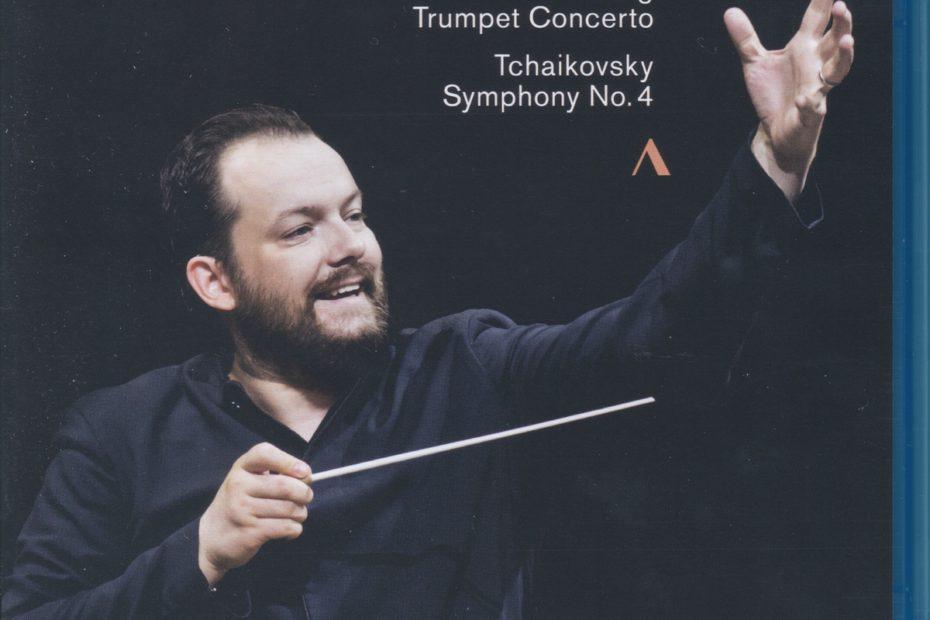 チャイコフスキー交響曲第4番他 アンドリス・ネルソンス/ライプツィヒ・ゲヴァントハウス管弦楽団(2019年12月)