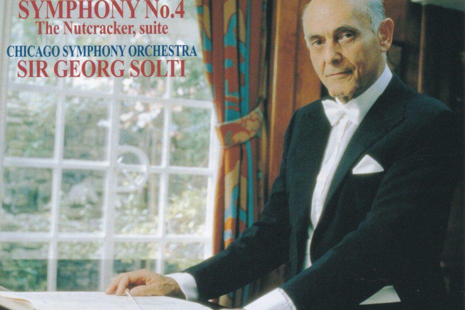 チャイコフスキー交響曲第4番 サー・ゲオルグ・ショルティ/シカゴ交響楽団(1984年)