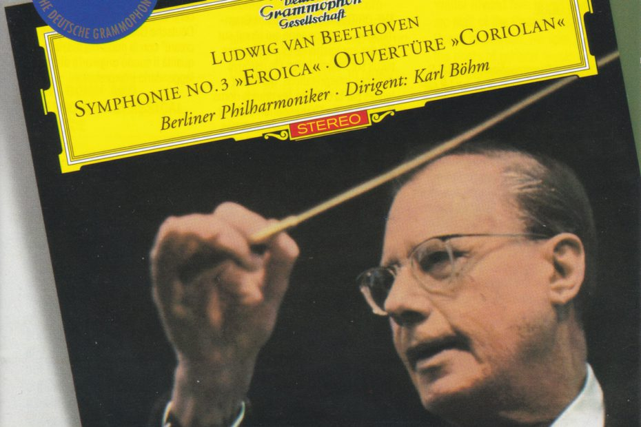 ベートーヴェン交響曲第3番「英雄」 カール・ベーム/ベルリン・フィルハーモニー管弦楽団(1961年)