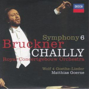 ブルックナー交響曲第6番 リッカルド・シャイー/ロイヤル・コンセルトヘボウ管弦楽団(1997年)
