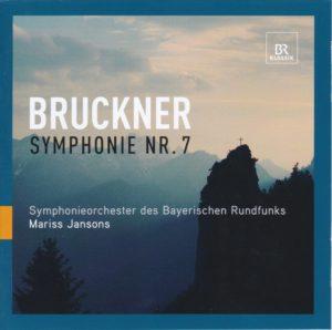 ブルックナー交響曲第7番 マリス・ヤンソンス/バイエルン放送交響楽団(2007年)