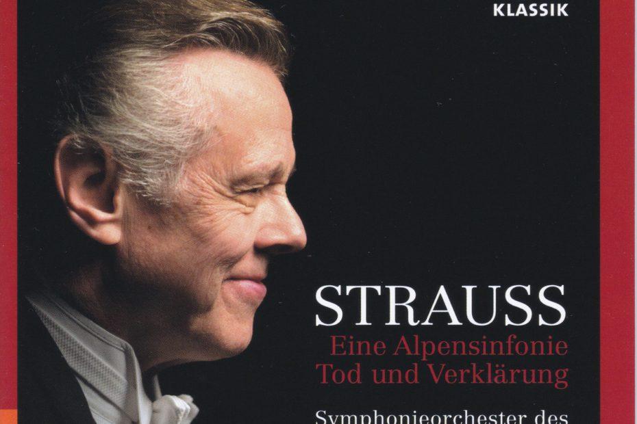 R.シュトラウス『アルプス交響曲』・『死と変容』 マリス・ヤンソンス/バイエルン放送交響楽団(2014年&2016年)