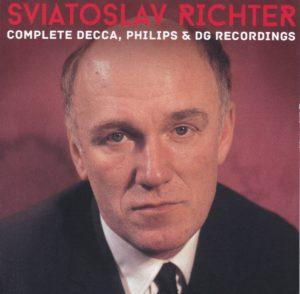 スヴャトスラフ・リヒテル デッカ、フィリップス、ドイツ・グラモフォン録音全集