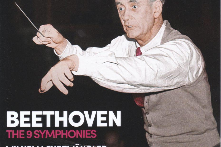 ベートーヴェン交響曲全集 ヴィルヘルム・フルトヴェングラー/ウィーン・フィルハーモニー管弦楽団/バイロイト祝祭管弦楽団/ストックホルム・フィルハーモニック管弦楽団(1948-1954年)