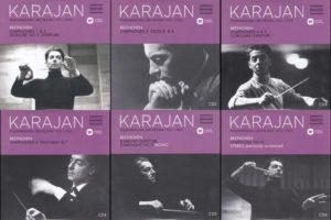 ベートーヴェン交響曲全集 ヘルベルト・フォン・カラヤン/フィルハーモニア管弦楽団(1951-1955年)