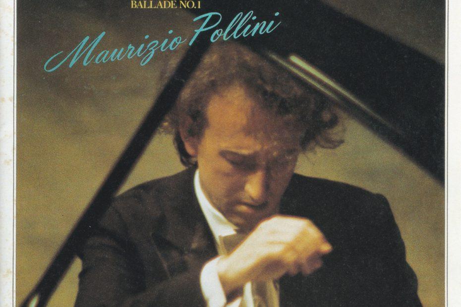 ショパン・リサイタル マウリツィオ・ポリーニ(1968年)