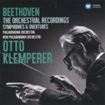 ベートーヴェン交響曲全集 オットー・クレンペラー/フィルハーモニア管弦楽団(1955-1960年)