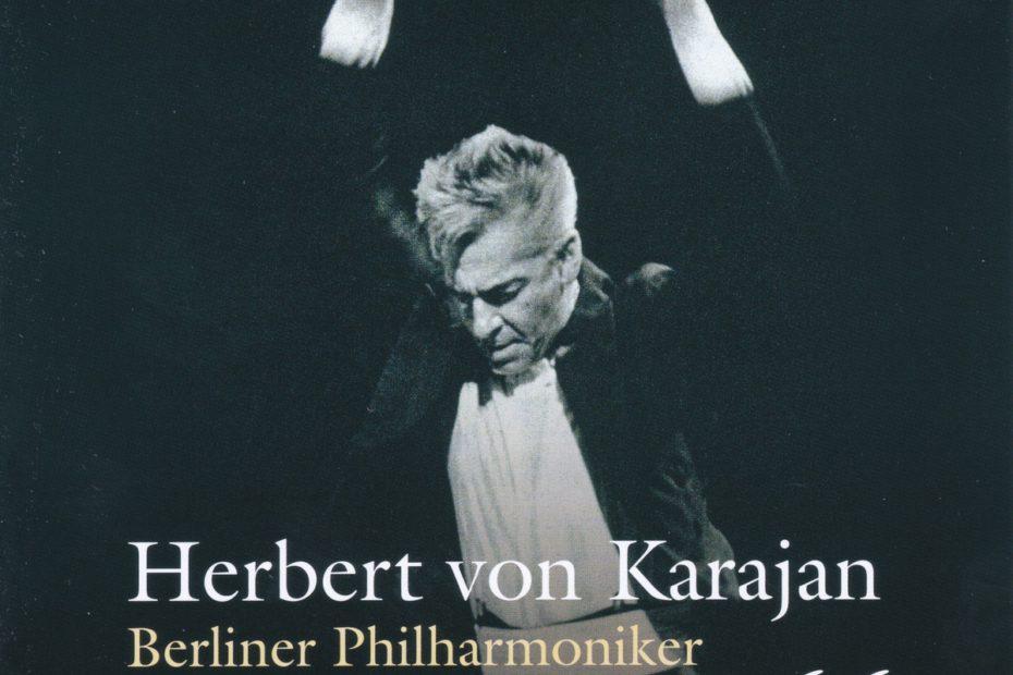 ブルックナー交響曲第8番 ヘルベルト・フォン・カラヤン/ベルリン・フィルハーモニー管弦楽団 1966年来日公演