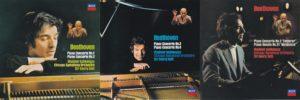 ベートーヴェン ピアノ協奏曲全集 ヴラディーミル・アシュケナージ/サー・ゲオルグ・ショルティ/シカゴ交響楽団(1972年)