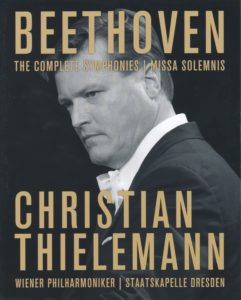 ベートーヴェン交響曲全集 (DVD/Blue-ray) クリスティアン・ティーレマン/ウィーン・フィルハーモニー管弦楽団(2008-2010年)