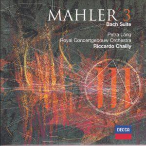 マーラー交響曲第3番 リッカルド・シャイー/ロイヤル・コンセルトヘボウ管弦楽団(2003年)
