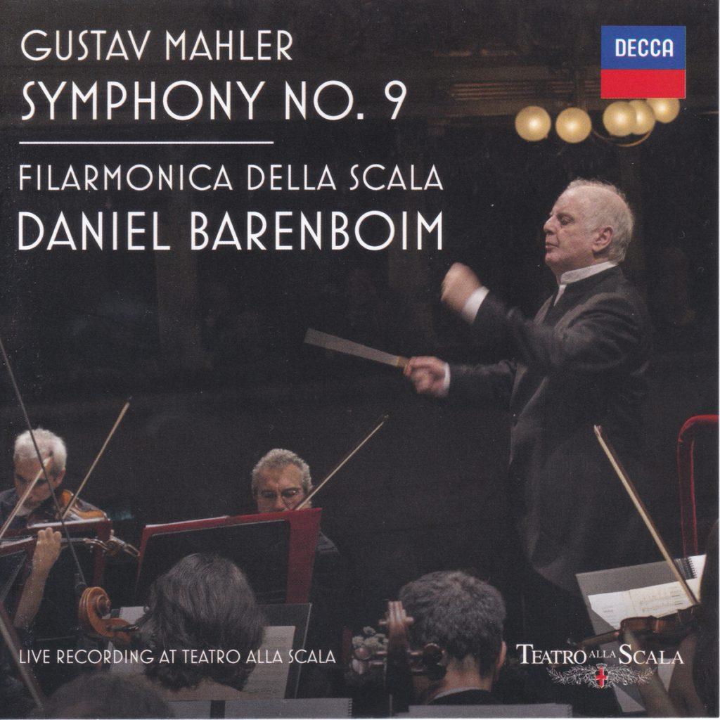 マーラー交響曲第9番 ダニエル・バレンボイム/ミラノ・スカラ座(2014年11月15日)