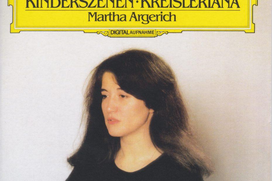 シューマン 「子供の情景」・「クライスレリアーナ」 マルタ・アルゲリッチ(1983年)