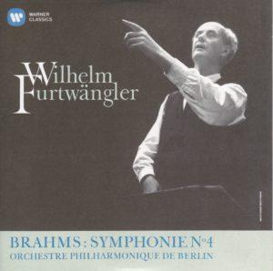 ブラームス交響曲第4番 ヴィルヘルム・フルトヴェングラー/ベルリン・フィルハーモニー管弦楽団(1948年)