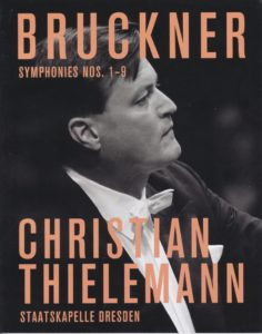 ブルックナー交響曲全集(Blu-ray) クリスティアン・ティーレマン/シュターツカペレ・ドレスデン