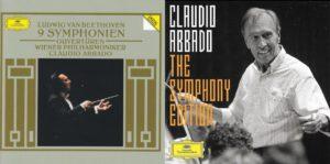 クラウディオ・アバドの2つのベートーヴェン交響曲全集
