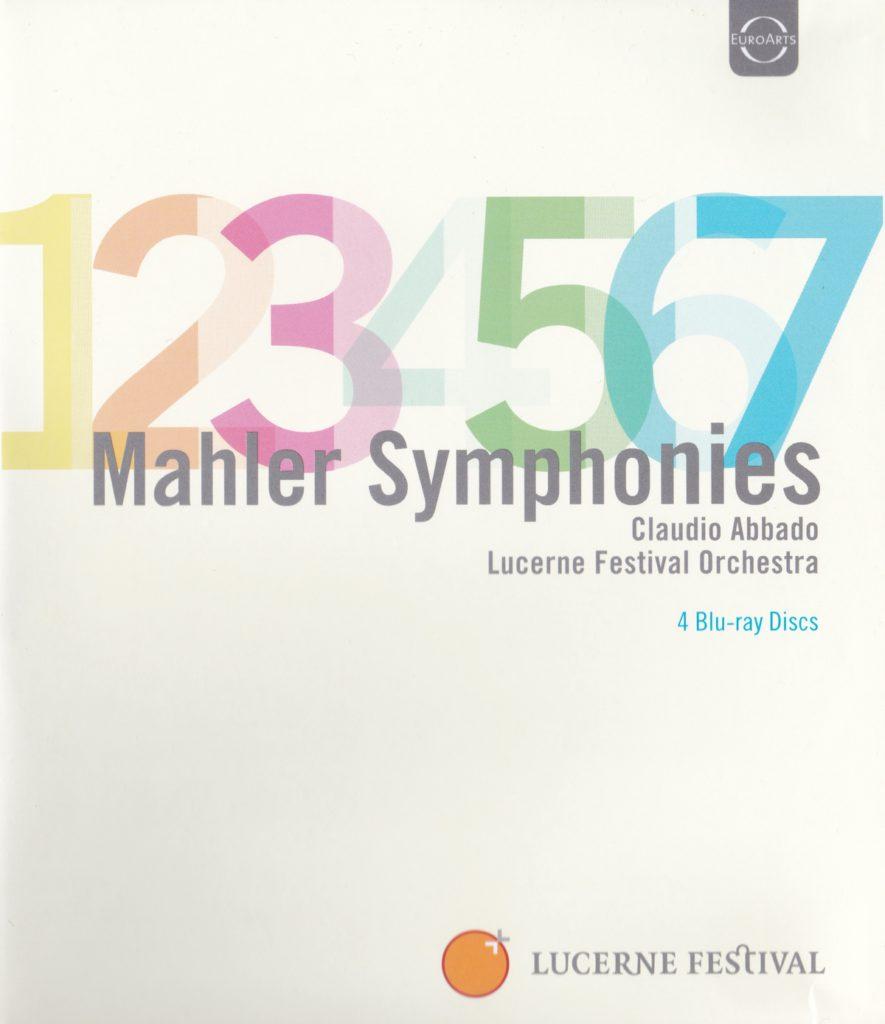 マーラー交響曲第1番〜第7番 クラウディオ・アバド/ルツェルン祝祭管弦楽団