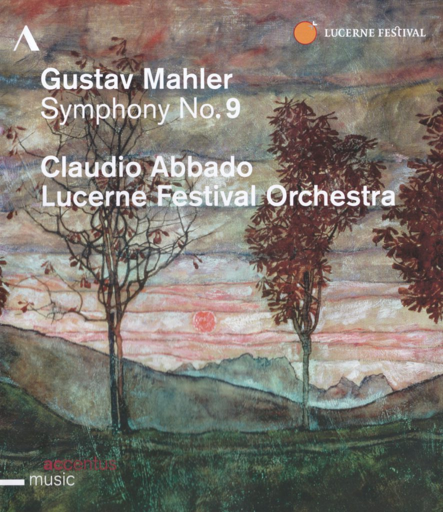 マーラー交響曲第9番 クラウディオ・アバド/ルツェルン祝祭管弦楽団