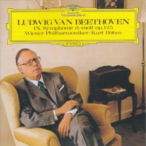 ベートーヴェン交響曲第9番「合唱付き」 カール・ベーム/ウィーン・フィルハーモニー管弦楽団(1970年)