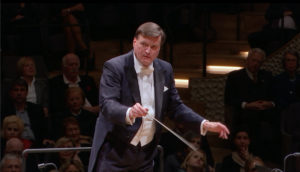 ブルックナーの交響曲第2番でシュターツカペレ・ドレスデンを指揮するクリスティアン・ティーレマン (c) C Major